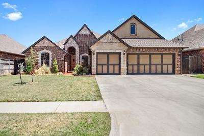Oklahoma City Single Family Home For Sale: 6308 Bentley
