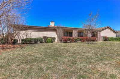 Oklahoma City Single Family Home For Sale: 11501 Thorn Ridge Road
