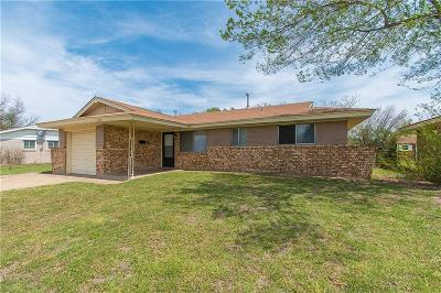 Oklahoma City Single Family Home For Sale: 7212 S Land Avenue