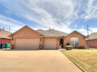 Oklahoma City Single Family Home For Sale: 8044 NW 79th Terrace