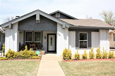 Oklahoma City Single Family Home For Sale: 1141 NW 33rd