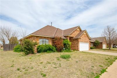 Edmond Single Family Home For Sale: 1941 NW 176th Street
