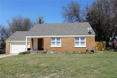 Oklahoma City OK Multi Family Home For Sale: $114,900