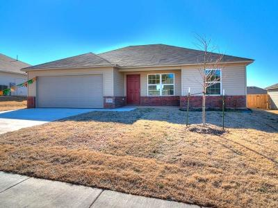 Oklahoma City OK Single Family Home For Sale: $148,495