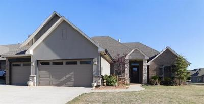 Edmond Single Family Home For Sale: 1501 NW 172nd Street