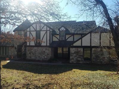 Edmond Single Family Home For Sale: 101 N Darwin