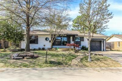 Oklahoma City Single Family Home For Sale: 2124 Fremont Drive