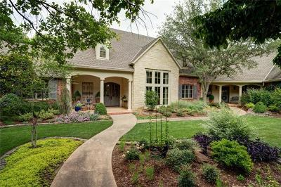 Arcadia Single Family Home For Sale: 10250 Stone Gate Way