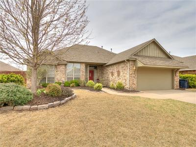 Edmond Single Family Home For Sale: 17509 Zinc Drive