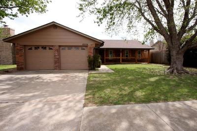 Oklahoma City Single Family Home For Sale: 12504 Whispering Hollow Drive