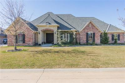 Oklahoma City OK Single Family Home For Sale: $356,000