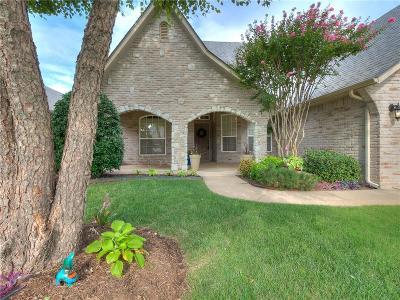 Oklahoma City Single Family Home For Sale: 17009 Picasso