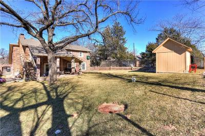 Oklahoma City Single Family Home For Sale: 7620 NW 12 Street