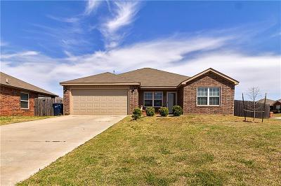 Moore OK Single Family Home For Sale: $179,000