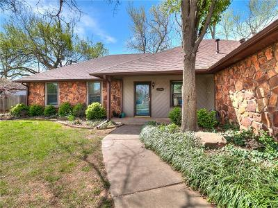 Norman Single Family Home For Sale: 2200 Wheaton Drive