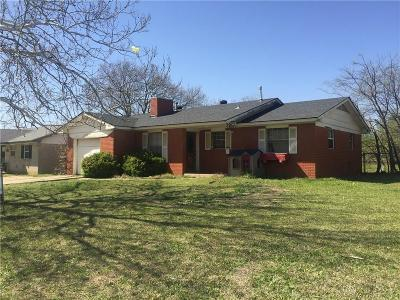 Moore Single Family Home For Sale: 1153 Elmhurst