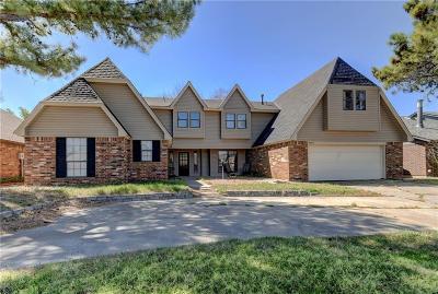 Edmond Single Family Home For Sale: 14013 Apache Drive