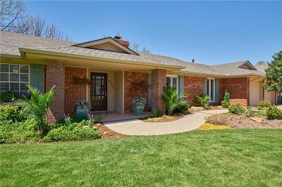 Oklahoma City Single Family Home For Sale: 8511 Glenwood Avenue