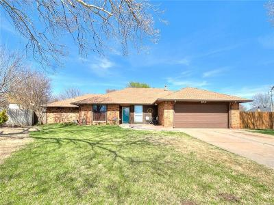 Oklahoma City Single Family Home For Sale: 13120 Eastridge Drive