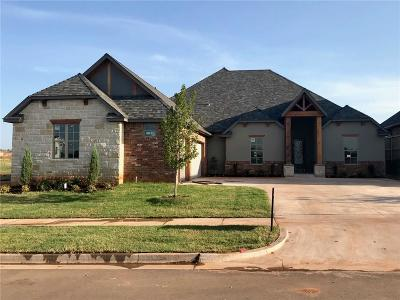 Norman Single Family Home For Sale: 606 Timber Trail