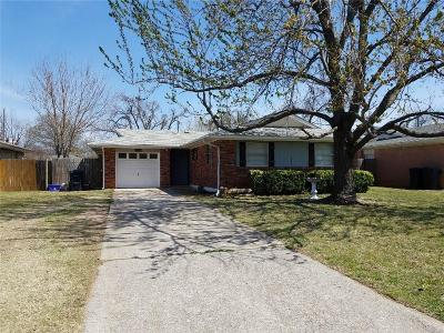 Oklahoma City Single Family Home For Sale: 2616 N Peniel Street