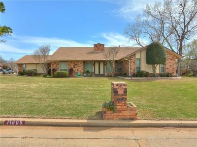Oklahoma City OK Single Family Home For Sale: $214,900