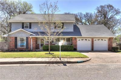 Edmond Single Family Home For Sale: 3804 Smoky Hollow Road