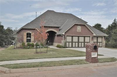 Edmond Single Family Home For Sale: 2417 Twister Trail