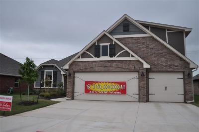 Oklahoma City Rental For Rent: 13625 Cobblestone Road