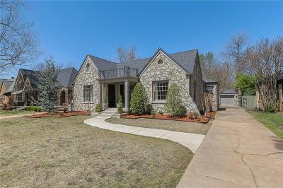 Oklahoma City Single Family Home For Sale: 1005 NW 40th Street