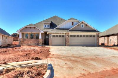 Moore Single Family Home For Sale: 2005 Creek Side Circle