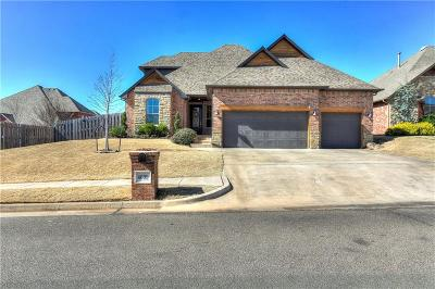 Edmond Single Family Home For Sale: 4609 Crusader Avenue