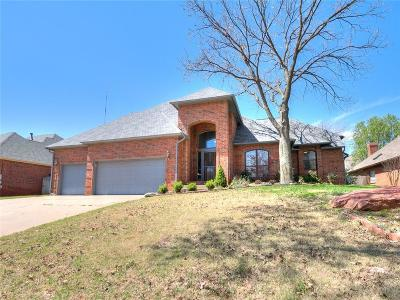 Oklahoma City Single Family Home For Sale: 13509 Green Cedar Lane