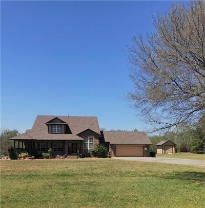 Norman Single Family Home For Sale: 3060 Twin Acres Drive