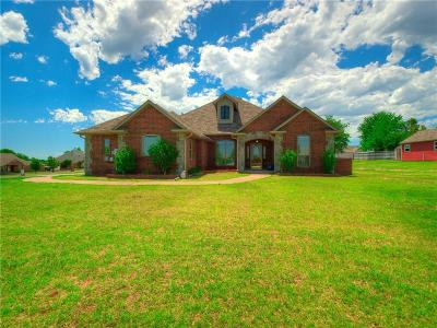 Moore OK Single Family Home For Sale: $385,000
