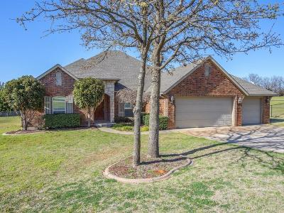 Edmond Single Family Home For Sale: 4103 Rock Dove Landing