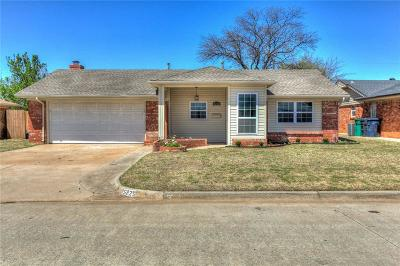 Oklahoma City Single Family Home For Sale: 5825 NW 86th Street