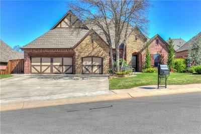 Edmond Single Family Home For Sale: 2725 Bison Drive