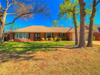 Oklahoma City Single Family Home For Sale: 2709 NW 59th