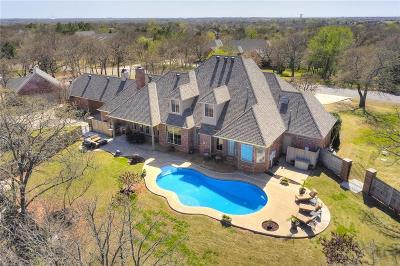 Edmond Single Family Home For Sale: 5900 Georgetowne Road