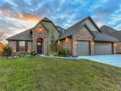Oklahoma County Single Family Home For Sale: 2217 Bretton Lane