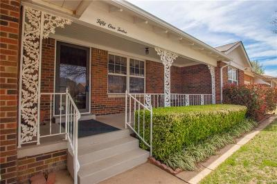 Oklahoma City Single Family Home For Sale: 5112 S Lee Avenue
