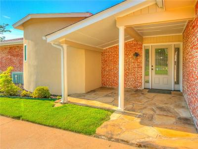 Oklahoma City Single Family Home For Sale: 3701 N Edgewater Drive