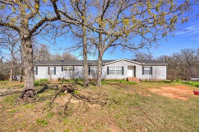 Wellston Single Family Home For Sale: 910148 S 3300 Road