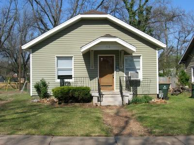 Single Family Home For Sale: 712 S 12th