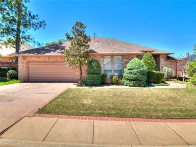 Edmond Single Family Home For Sale: 6021 Chestnut Court