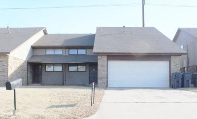 Oklahoma City Rental For Rent: 11624 Vail Drive