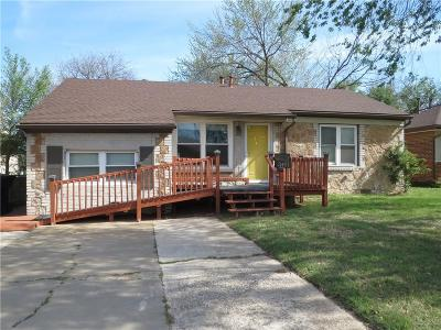 Single Family Home Sale Pending: 3401 NW 29th Street