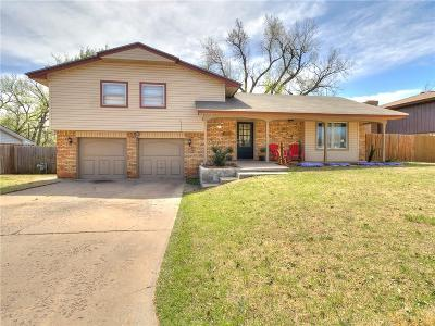 Oklahoma City Single Family Home For Sale: 4728 NW 62nd Terrace