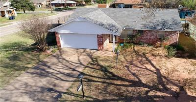 Shawnee Single Family Home For Sale: 2302 Crest Drive